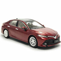 1:43 Scale 2019 Toyota Camry Model Car Diecast Vehicle Collection Gift Red