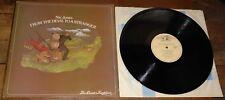 NIC Jones ~ DAL DIAVOLO A UNA SCONOSCIUTA ~ MOLTO RARO UK Rimorchio FOLK LP 1978
