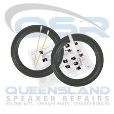 "6.5"" Foam Surround Repair Kit to suit Bose Speakers 201 401 SC110 (FS 141-120)"