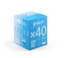 5x Polaroid color 600 inmediatamente imagen película/color (5x 8 = 40 grabaciones) inmediatamente imagen