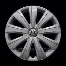 Volkswagen Jetta 2011-2012 Hubcap - Genuine Factory Original 61562 Wheel Cover