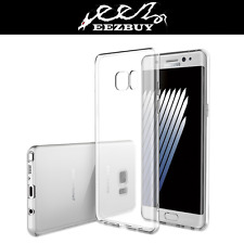 Shockproof Air Cushion Clear Silicone Case Cover Bumper For Samsung Galaxy Phone