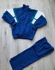 vintage adidas Originals zip Track Top Jacket Suit Pants 70s 80s Hungary Mens M