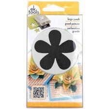 EK tools retro flower daisy large  Punch    approx 2 inch 5 cm E5430106