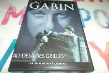 DVD - AU DELA DES GRILLES / JEAN GABIN  / DVD