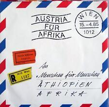Single / AUSTRIA FÜR AFRIKA / AMBROS / DANZER / BÄER / CORNELIUS / FENDRICH /