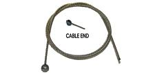 Wacker Neuson Throttle Cable only fits Bs50-2i, Bs60-2i, Bs70-2i Rammers 0181209