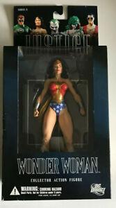 DC DIRECT JUSTICE LEAGUE SERIES 3 WONDER WOMAN MIB ALEX ROSS