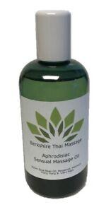 Berkshire Thai Massage - AphrodisiacSensual Horny Oil 250 ML