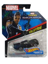 Hot Wheels Valkyrie 1/64 Scale Character Car Thor Ragnarok Marvel Comics 2017