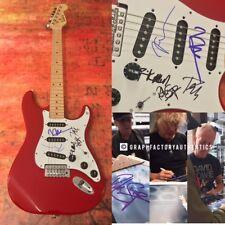 Gfa Joe Elliott Band x5 * Def Leppard * Signed Autograph Electric Guitar D2 Coa