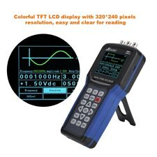 AC110-220V JDS2023 Handheld Digital 1CH 20MHz Oscilloscope Multimeter (EU plug)