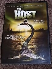 THE HOST (DVD, 2007) - KOREAN MONSTER MOVIE - MINT!