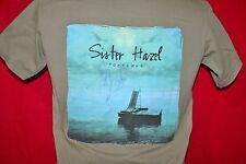 SISTER HAZEL 2001 Fortress Concert Tour T-SHIRT S Autographed Signed Jett Beres