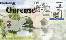 Spain 2019 FDC Ourense 12 Months Stamps 1v S/A Set Cover Architecture Tourism