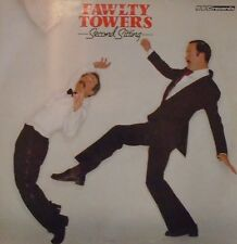 FAWLTY TOWERS - Second Sitting ~ VINYL LP