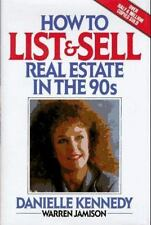 How to List and Sell Real Estate in the 90s, Jamison, Warren, Kennedy, Danielle,
