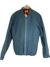 Armor Lux Men's Blue Large Heritage Full Zip Jacket NWT