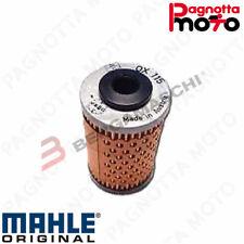 FILTRO OLIO MAHLE ORIGINAL KTM SX 520 2001>2002 FILTRO PRIMARIO (1 FORO)