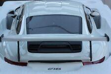 1:18 Porsche 911 991 GT3 RS GT Spirit Weiss Neu