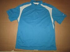 Mens Nike Dri Fit Golf quarter zip athletic golf shirt sz Xl
