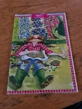 Mothers Day Card BNIP - gardening