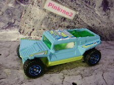 2017 RIVER ADVENTURE☆COYOTE 500☆blue/green;RIVER RATTERS☆MATCHBOX LOOSE