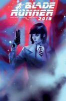 BLADE RUNNER 2019 4 JETPACK COMICS/FORBIDDEN PLANET BEN OLIVER VARIANT Titan HOT