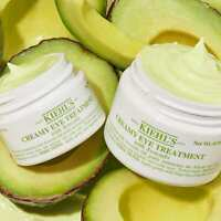 KiehI Creamy Eye Treatment With Avocado Jumbo Size 0.95oz / 28g newFormula2020