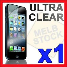 1x Ultra Crystal Clear Screen Protector LCD Film for Apple iPhone 5S 5C 5 SE