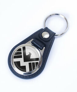 Cool Avengers Shield (Agents of) Medallion Keyring