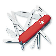 1.4713 53931 VICTORINOX SWISS ARMY POCKET KNIFE FIELDMASTER RED 15 TOOLS