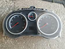 Opel Corsa D Bj08 Tacho Kombiinstrument 1,2 Benzin Z12XEP 59kw/80ps  163tkm