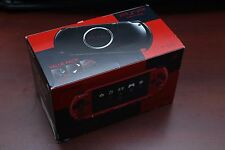 PlayStation Portable PSP-3000 Black/Red Valued Console boxed Japan Import system