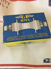 NOS 1986 GT BMX RACE LACE HUBS WHITE SUPER RARE SEALED HUBS MADE IN JAPAN
