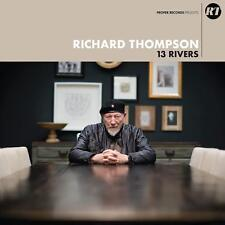 RICHARD THOMPSON 13 RIVERS CD (Released September 14th 2018)