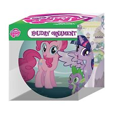 My Little Pony Group Twilight Pinkie Pie Christmas Ornament