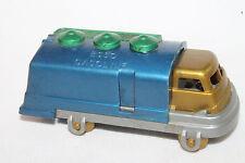 1950's Gilmark Esso Gasoline Truck, Blue & Green Tank, Nice Original