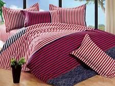 Ardor THOMAS Red 250TC 100% Cotton Printed QUEEN Size Quilt Doona Cover Set