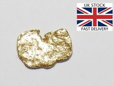 More details for  gold nuggets 1x high purity 21-23kt deadwood creek alaskan 🇬🇧free uk fast del