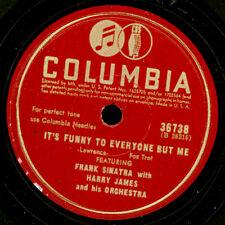 FRANK SINATRA It's funny to everyone but me /sein1. Jahr auf Schallplatte! S9637