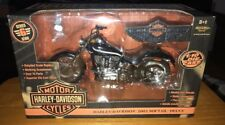New 1/10 RC2 HARLEY-DAVIDSON Series 6 Die Cast 2003 Softail Deuce Motorcycle
