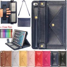 Messenger Bag Shoulder Strap Sleeve Pouch Case For iPad Mini 1 2 3 4 5 Air2 Pro