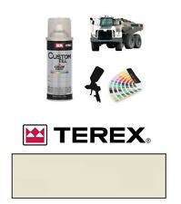 Terex ADT Dump Truck Off White Paint High Endurance Enamel Paint 400ml Aerosol