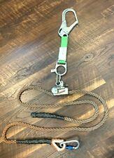 Fall Protection Honeywell Miller Rebar Hook Anchor Buck Rope Grab Ics Carabiner