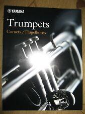 Yamaha Trumpets catalog