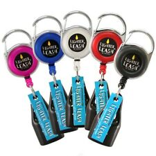 Premium Lighter Leash Retractable Lighter Holder - Mini