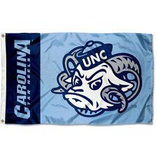 North Carolina Tar Heels UNC Ramses Flag 3x5 Banner