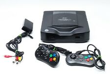 Neo Geo CD Console System w/ 2 Controller From Tokyo Japan