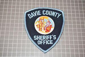 Davie County South Carolina Sheriff's Patch (US-Pol)